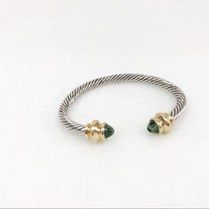 Vintage • Cable Wire DY Cuff Bracelet